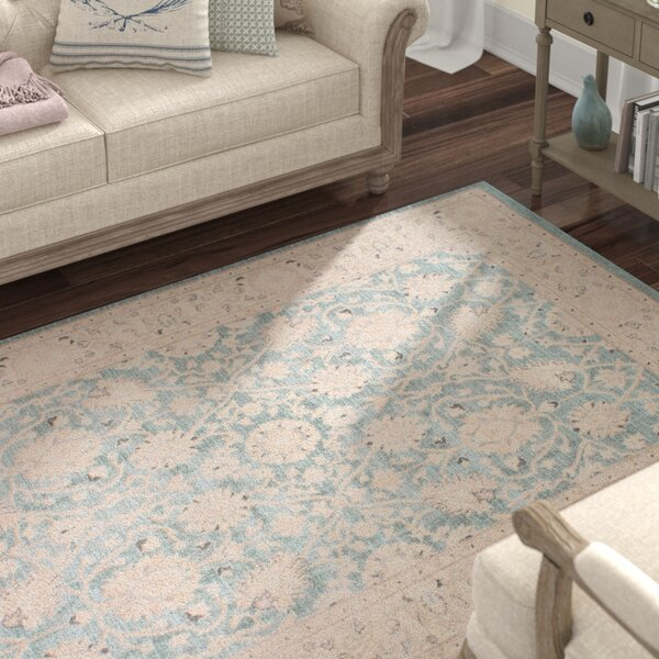Rochelle Blue/Beige Area Rug by Lark Manor