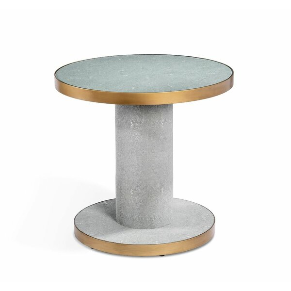 Gabriel End Table By Interlude