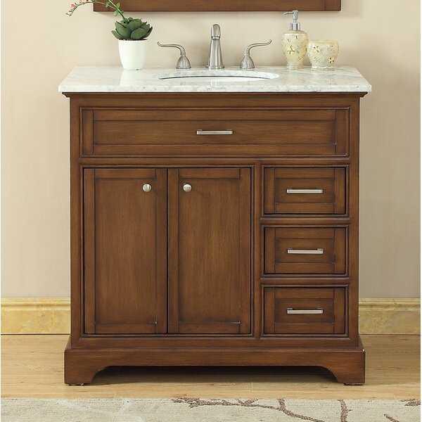 Darry 36 Single Bathroom Vanity Set by Darby Home Co