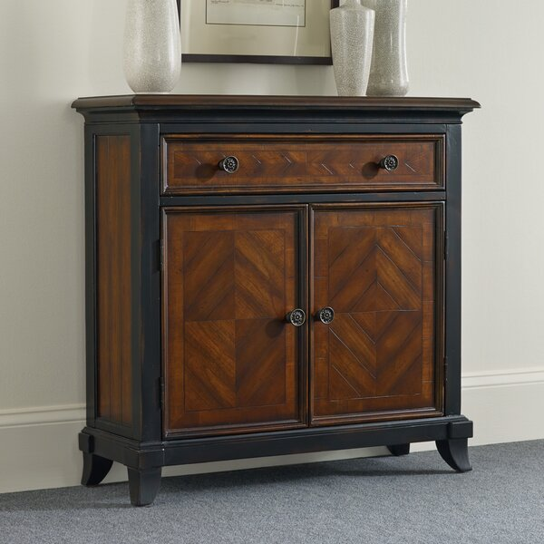 Wingate 1 Drawer 2 Door Accent Cabinet by Hooker Furniture Hooker Furniture