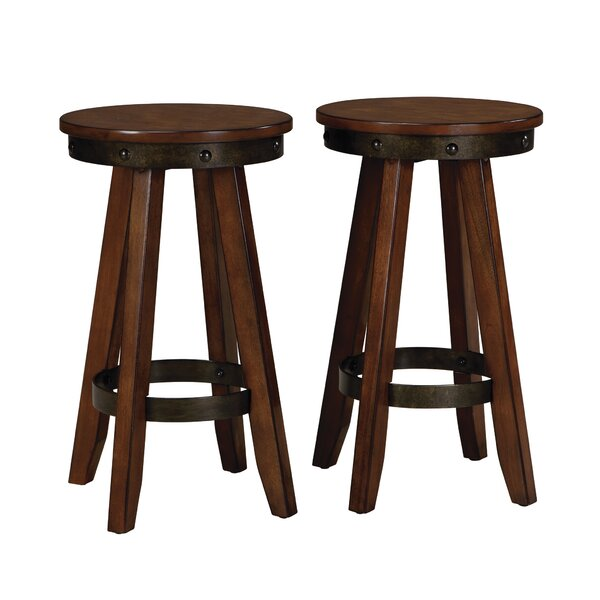 Callion 24 Bar Stool (Set of 2) by Birch Lane™