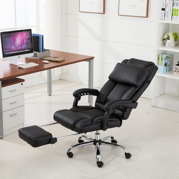 Executive Manual Rocker Recliner by Belleze