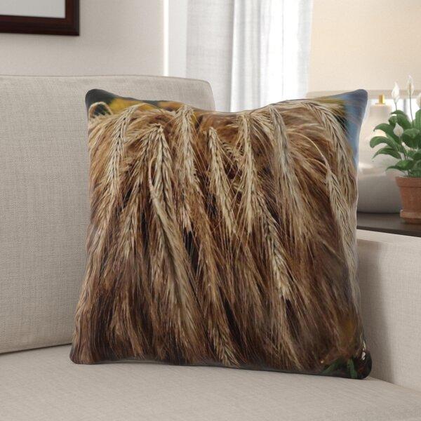 Garay Thanksgiving Indoor/Outdoor Throw Pillow