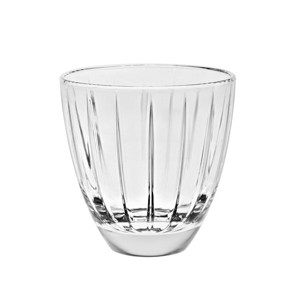 Accademia 12 Oz. Glass Cocktail Glass Set (Set of 6) by Majestic Crystal
