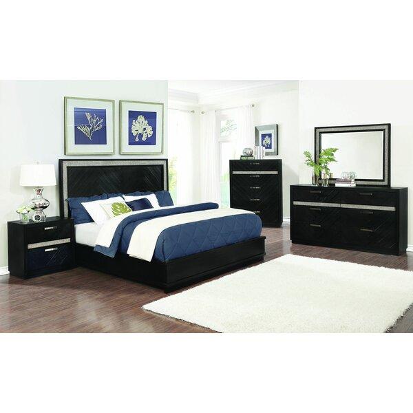 Darrah Standard Configurable Bedroom Set by Everly Quinn