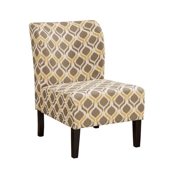 Jacey Slipper Chair by Ebern Designs