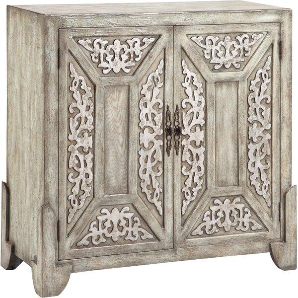 Aldred 2 Door Accent Cabinet by One Allium Way