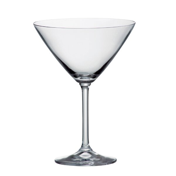 Gastro 9.46 oz. Glass Cocktail Glass (Set of 6) by Red Vanilla