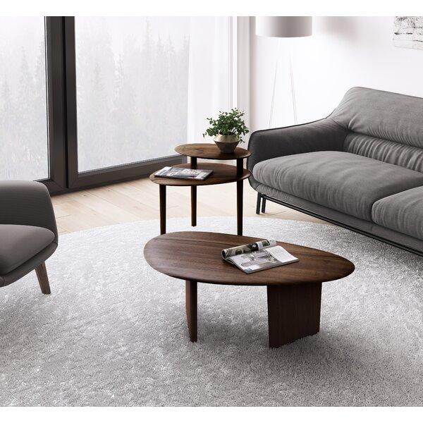 Orlo 2 Piece Coffee Table Set By BDI