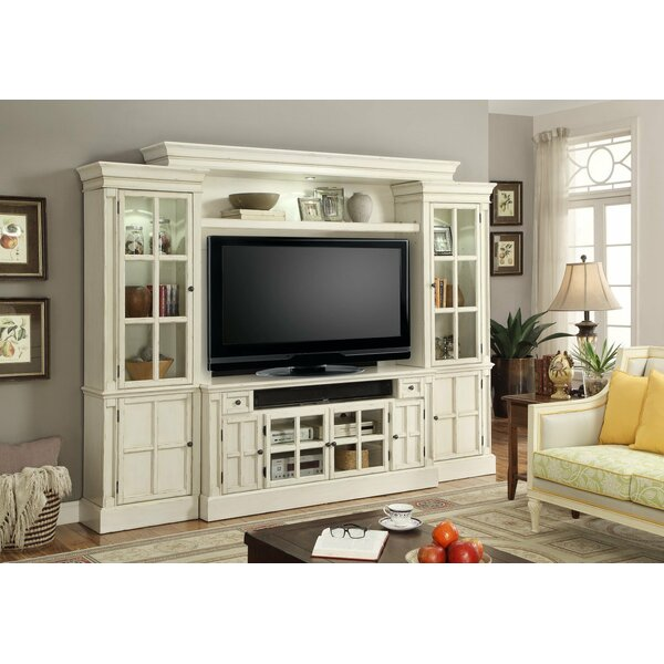Mccaw Entertainment Center For TVs Up To 70