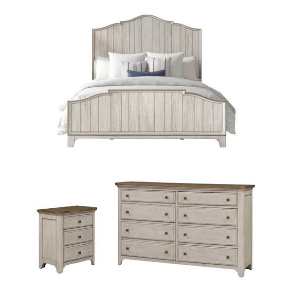 Standard Configurable Bedroom Set by Feminine French Country