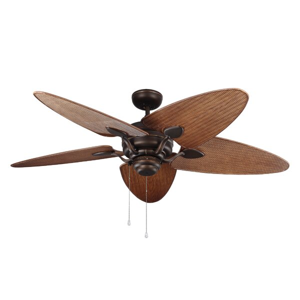 56 Egremont 5-Blade Ceiling Fan by Bay Isle Home