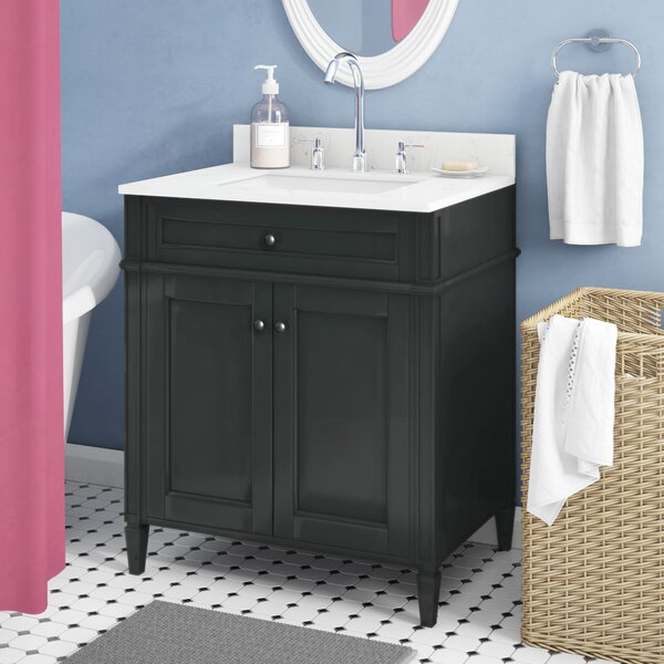 Wylie 30 Single Bathroom Vanity Set by Darby Home Co