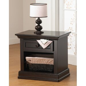 Century Nightstand by Sorelle
