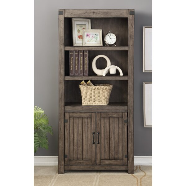 Jigna Standard Bookcase by Gracie Oaks