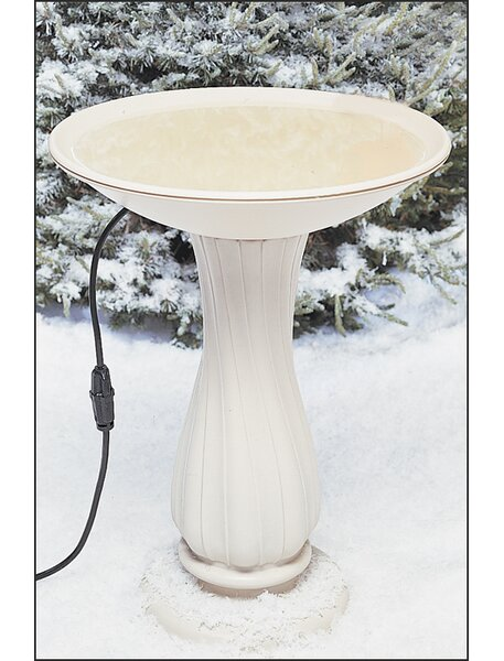 Heated Birdbath by Allied Precision Industries