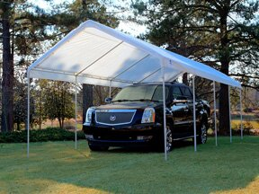 Universal 10.5 Ft. x 27 Ft. Canopy by King Canopy