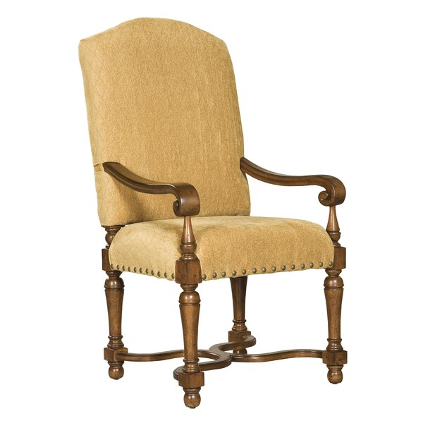 Ian Upholstered Dining Chair By Hekman