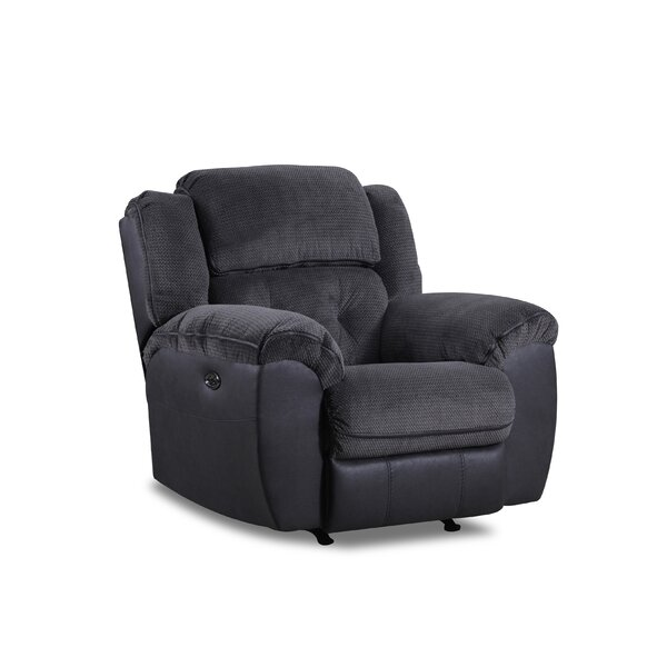 Simmons George Manual Rocker Recliner by Red Barrel Studio
