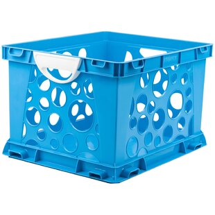 Searching for Crate Classroom Cubby Bin By Storex Industries