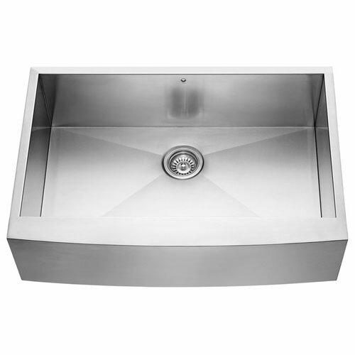 stainless steel kitchen sinks youll love wayfair - Stainless Steel Kitchen Sinks