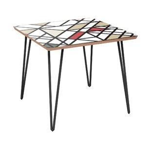 Inexpensive Reyer End Table ByBrayden Studio