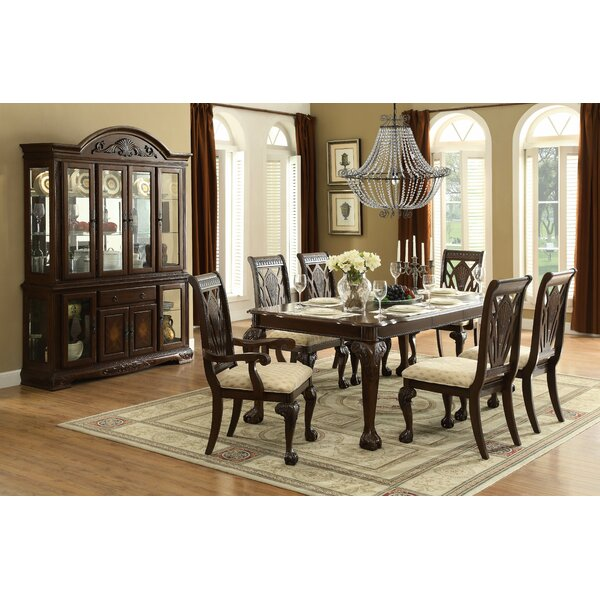 Christman Extendable Leg Dining Table by Astoria Grand