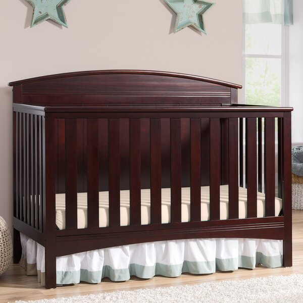 Archer 4-in-1 Convertible Crib by Delta Children