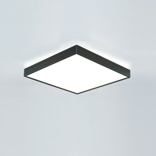 Linea 1-Light Flush Mount By ZANEEN design