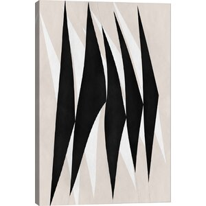 'Modern Art - Zebra Print' Photographic Print by Langley Street