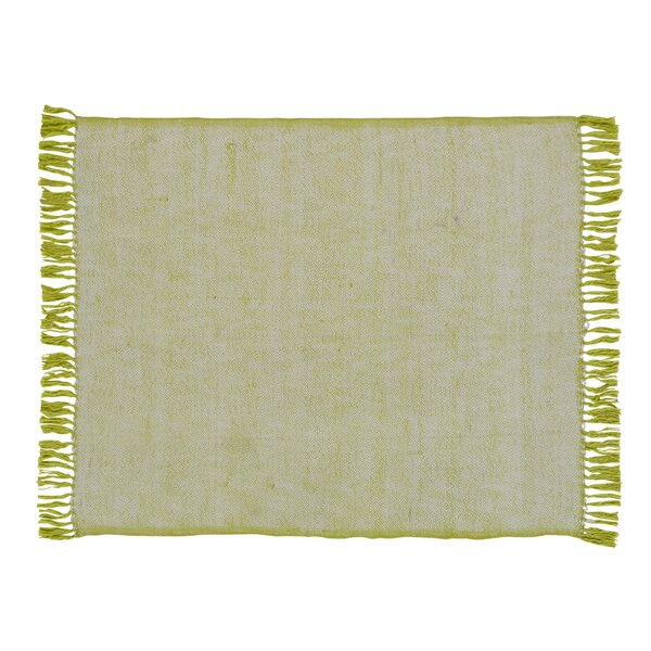 Wain Woven Throw by Highland Dunes