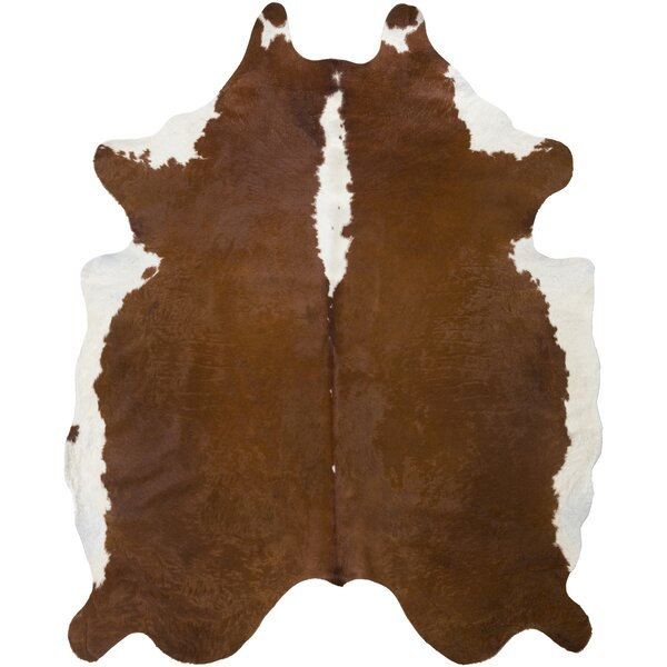 Pires Hand-Tufted Brown Area Rug by Loon Peak