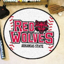 NCAA Arkansas State University Baseball Mat by FANMATS