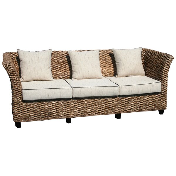Water Hyacinth Rome Sofa By Chic Teak