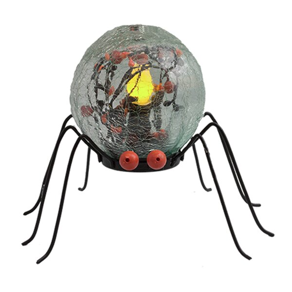 Orb Spider Figurine (Set of 4) by Wing Tai Trading