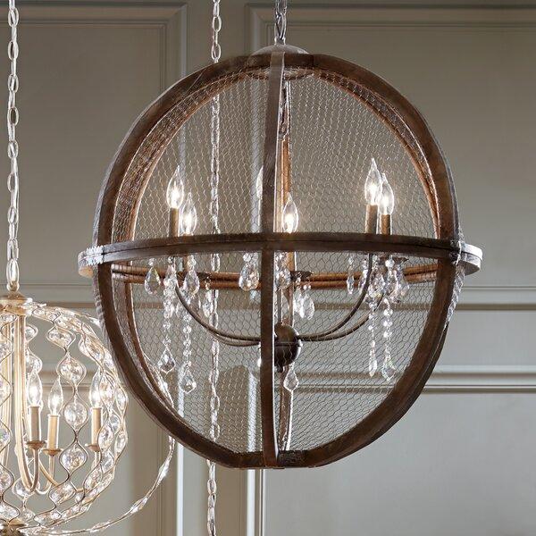 Rosemont Globe Chandelier by Birch Lane™