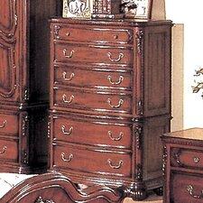 Aldridge 6 Drawer Chest by Astoria Grand