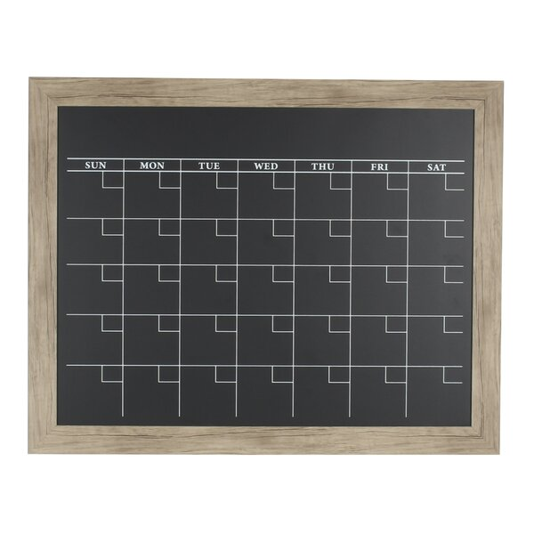 Beatrice Magnetic Wall Mounted Chalkboard by Uniek