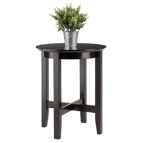 Puig End Table by Winston Porter