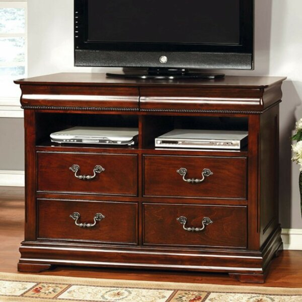 Home & Garden Labarbera Media 4 Drawer Chest