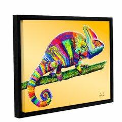 ArtWall Jerry Lofaro A Species Origin Appeelz Removable Graphic Wall Art 24 by 32