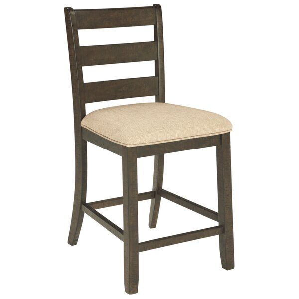 Chapdelaine 41 Bar Stool (Set of 4) by Gracie Oaks