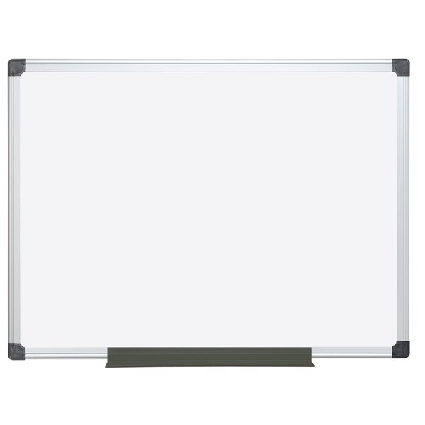 Maya Wall Mounted Magnetic Whiteboard by Mastervision