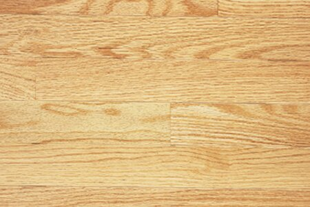 Color Plank 5 Solid Oak Hardwood Flooring in Natural by Somerset Floors