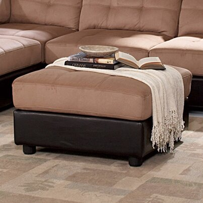 Robinson Cocktail Ottoman by Wildon Home®