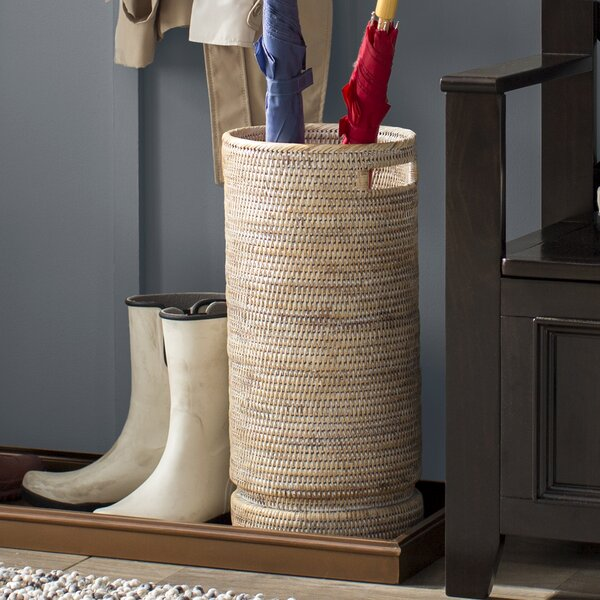 Maguire Umbrella Stand with Water Catch by The Twi