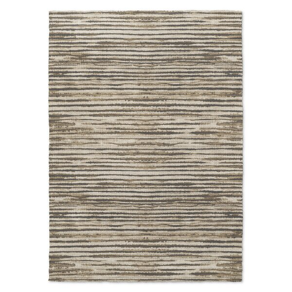 Mari Brown Area Rug by Wrought Studio