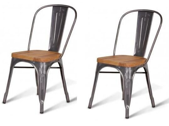 Gurrola Dining Chair (Set of 2) by Williston Forge