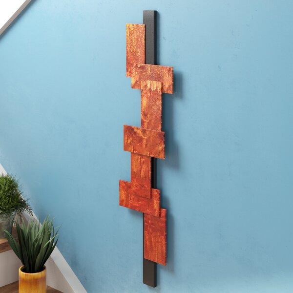 Brick Stix Metal Wall Décor by Latitude Run
