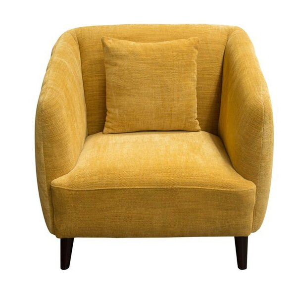 Birdsall Upholstered Armchair by Corrigan Studio
